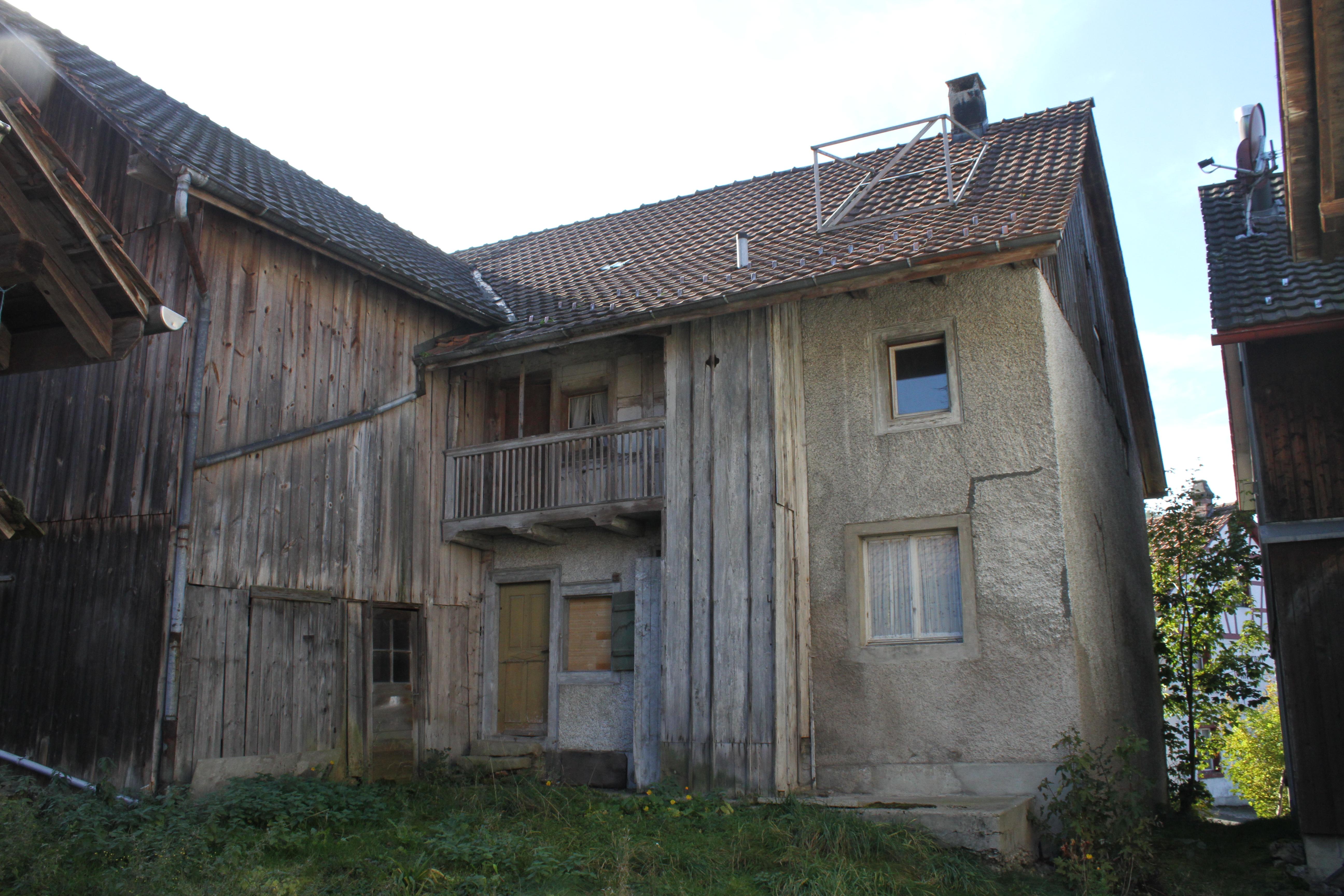 Bauernhaus unsaniert
